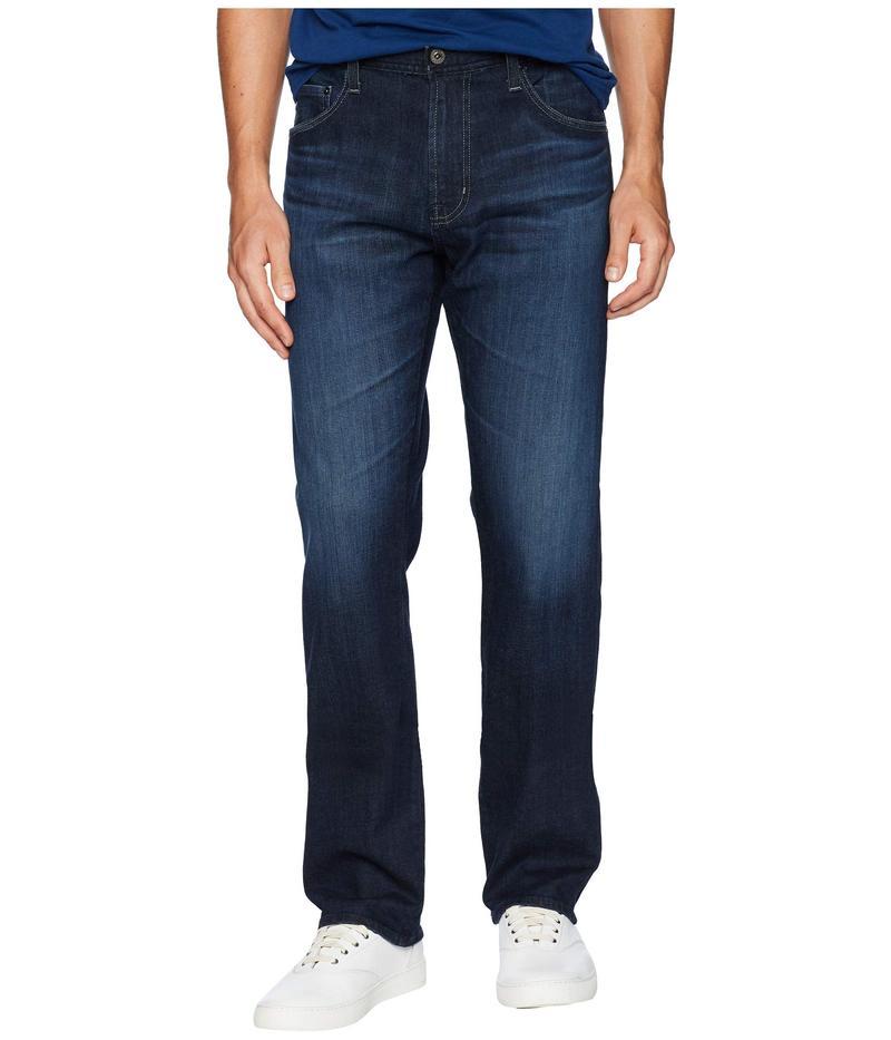 エージー アドリアーノゴールドシュミット メンズ デニムパンツ ボトムス Ives Athletic Fit Jeans in Patterson Patterson