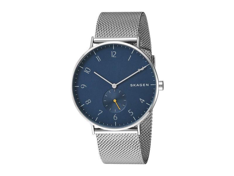スカーゲン メンズ 腕時計 アクセサリー Aaren - SKW6468 Silver