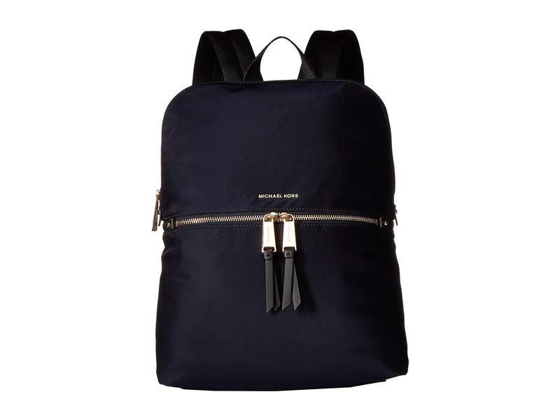 マイケルコース レディース レディース バックパック・リュックサック Polly バッグ Polly Medium Medium Slim Backpack Admiral, 良飛無線TECH21:dc8cd7e0 --- jphupkens.be