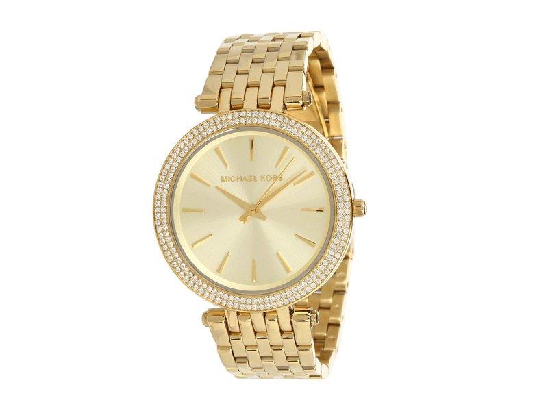 マイケルコース レディース 腕時計 アクセサリー MK3191 - Darci Gold