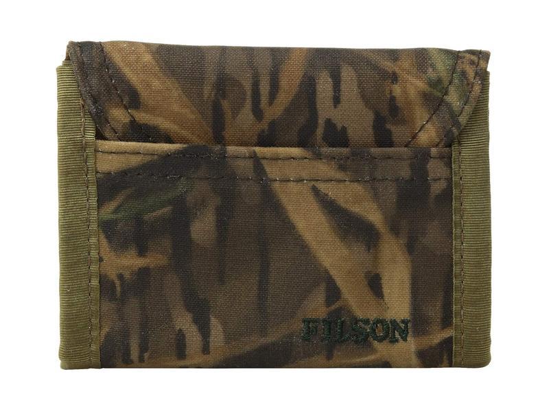フィルソン メンズ 財布 アクセサリー Smokejumper Wallet Shadow Grass