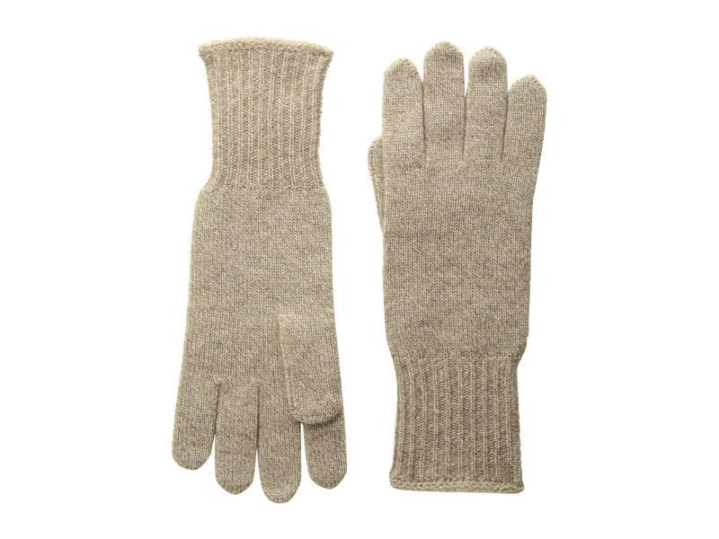 ハットアタック レディース 手袋 アクセサリー Cashmere Gloves Taupe