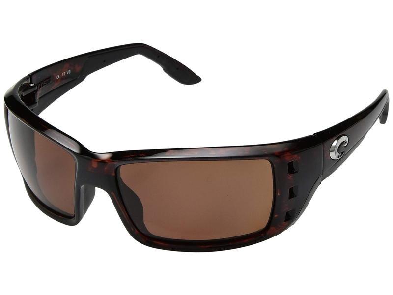 コスタ メンズ サングラス・アイウェア アクセサリー Permit Tortoise Frame/Copper 580P