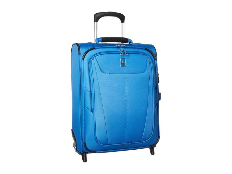 トラベルプロ メンズ ボストンバッグ バッグ Maxlite 5 - International Expandable Carry-On Rollaboard Azure Blue