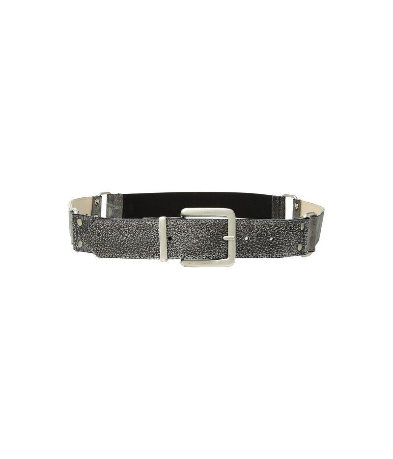 レザロック レディース ベルト アクセサリー Lexi Belt Silver/Grey