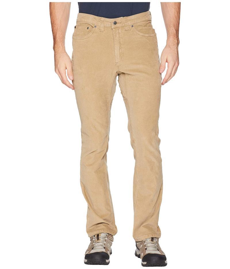 マウンテンカーキス メンズ カジュアルパンツ ボトムス Canyon Cord Pants Slim Fit Retro Khaki
