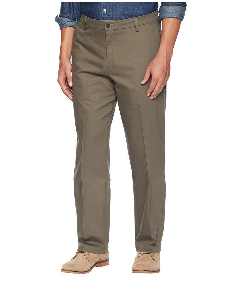 ドッカーズ メンズ カジュアルパンツ ボトムス Classic Fit Signature Khaki D3 2.0 Pants Dark Pebble