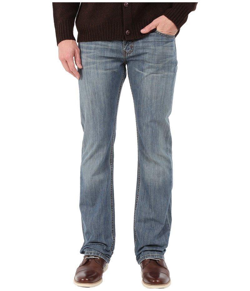 リーバイス メンズ デニムパンツ ボトムス 527 Slim Boot Cut Jeans in Medium Chipped Medium Chipped