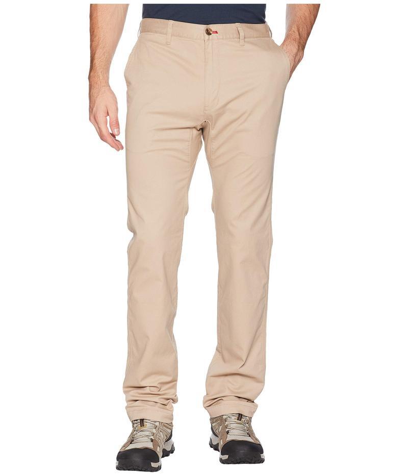 マウンテンカーキス メンズ カジュアルパンツ ボトムス Jackson Chino Pants Slim Fit Classic Khaki