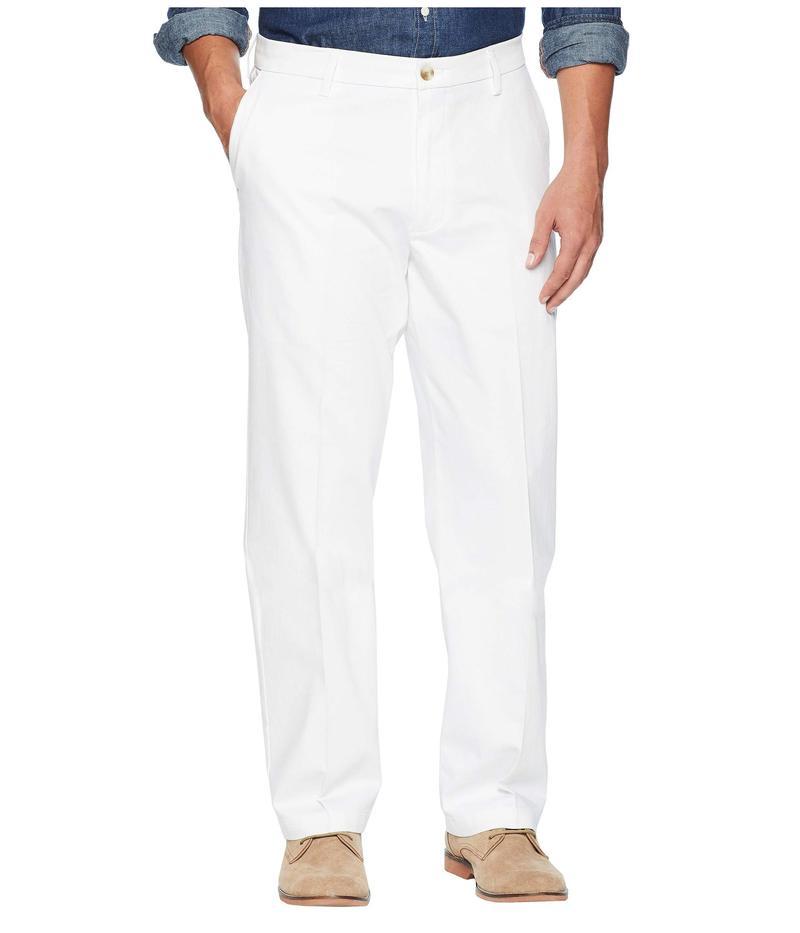 ドッカーズ メンズ カジュアルパンツ ボトムス Classic Fit Signature Khaki D3 2.0 Pants Paper White
