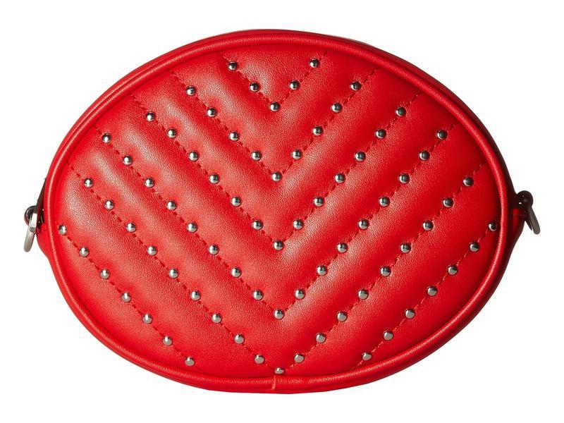サムエデルマン レディース ハンドバッグ バッグ Yanet Convertible Belt Bag/Crossbody Red