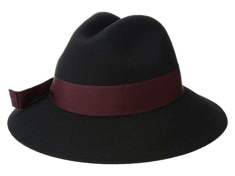 ベットマー レディース 帽子 アクセサリー Bardot Black