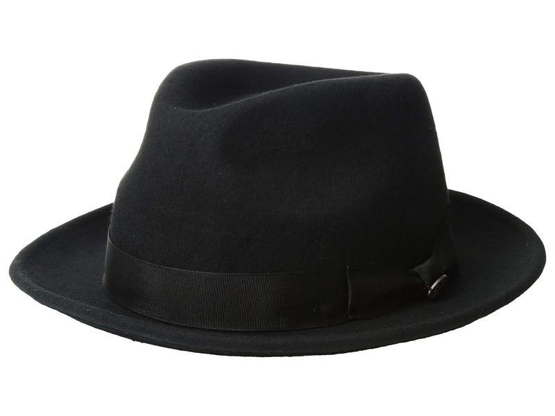 ベーリー オブ ハリウッド メンズ 帽子 アクセサリー Maglor Black