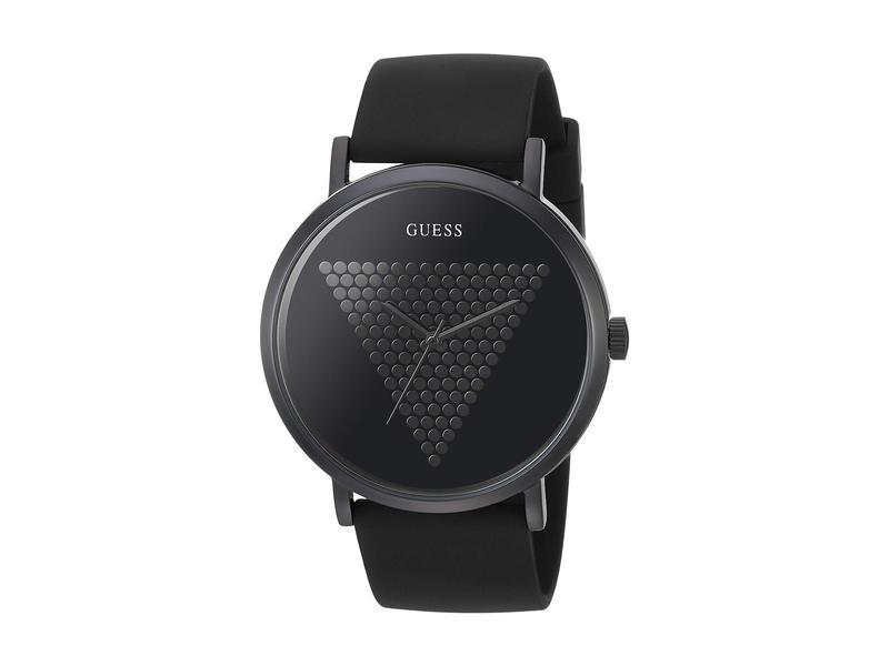 ゲス メンズ 腕時計 アクセサリー U1161G2 Black