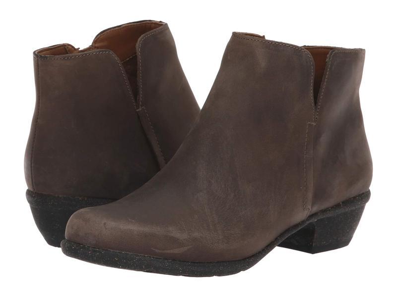 クラークス レディース ブーツ・レインブーツ シューズ Wilrose Frost Taupe Oiled Leather