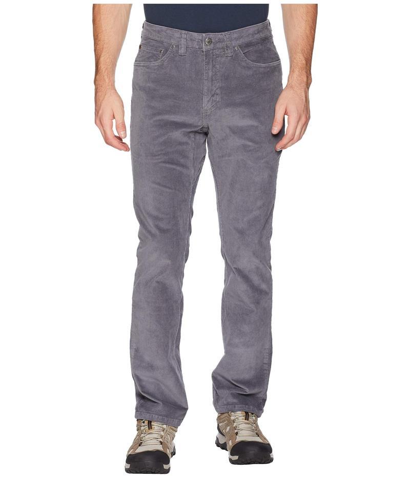 マウンテンカーキス メンズ カジュアルパンツ ボトムス Canyon Cord Pants Slim Fit Ash
