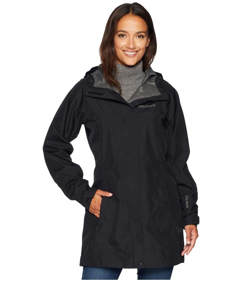 マーモット レディース コート アウター Essential Jacket Black