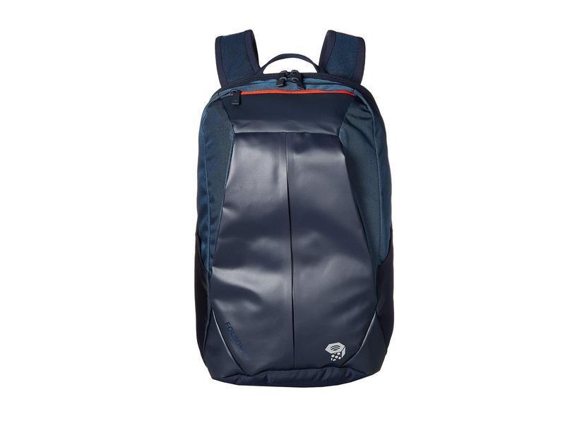 マウンテンハードウェア メンズ バックパック・リュックサック バッグ Folsom 19 Backpack Zinc/Dark Zinc