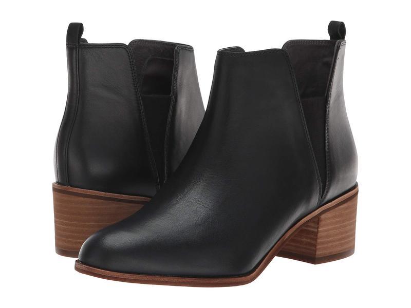 ドクター・ショール レディース ブーツ・レインブーツ シューズ Amara - Original Collection Black Leather
