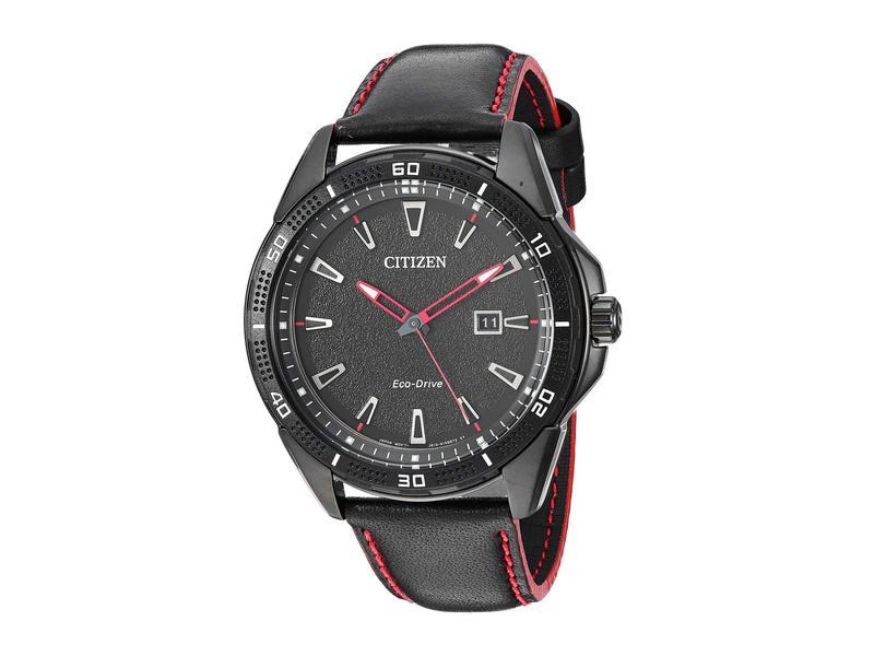 シチズンウォッチ メンズ 腕時計 アクセサリー AW1585-04E Eco-Drive Black