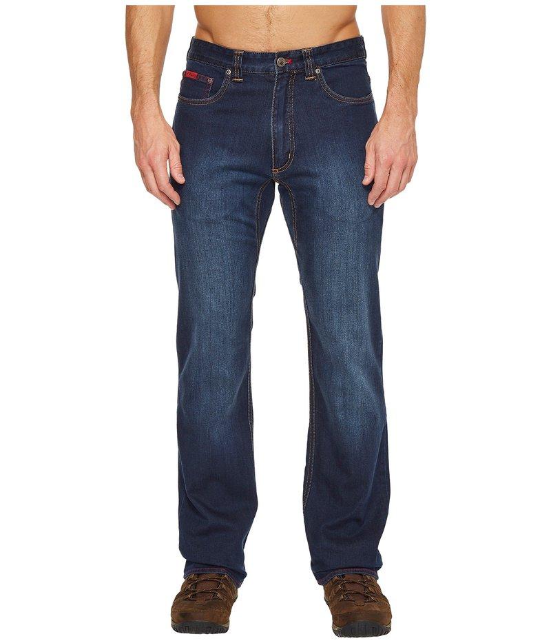 マウンテンカーキス メンズ デニムパンツ ボトムス 307 Jeans Classic Fit Medium Wash