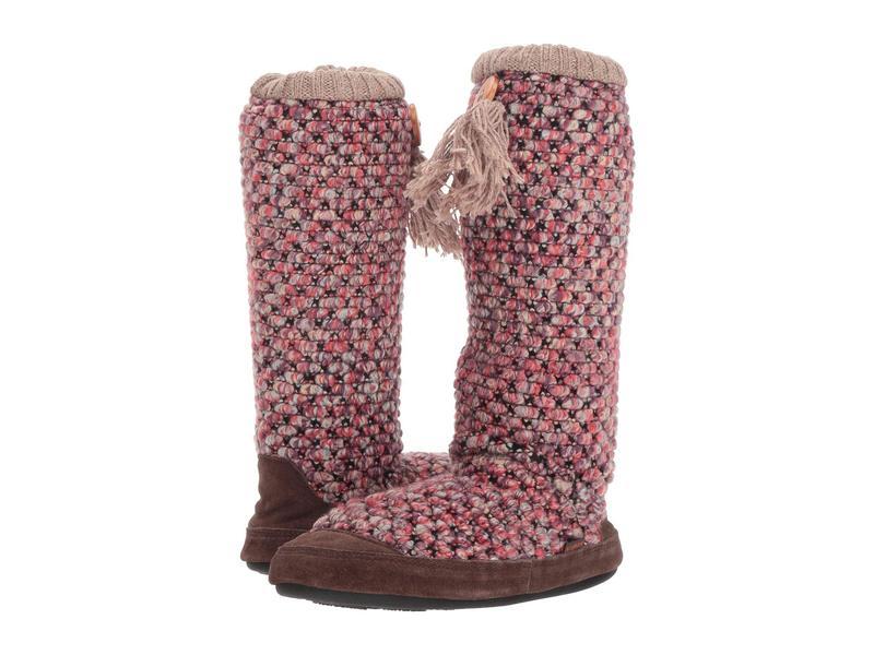 エイコーン レディース サンダル シューズ Jam Tassel Boot Raspberry