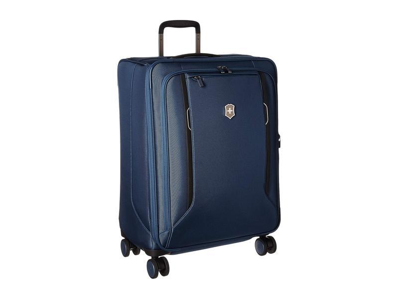 ビクトリノックス メンズ ボストンバッグ バッグ Werks Traveler 6.0 Medium Softside Case Blue