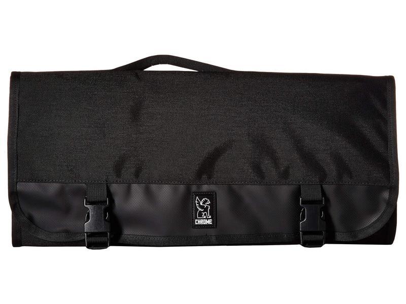 クローム メンズ ビジネス系 バッグ Knife Roll All Black