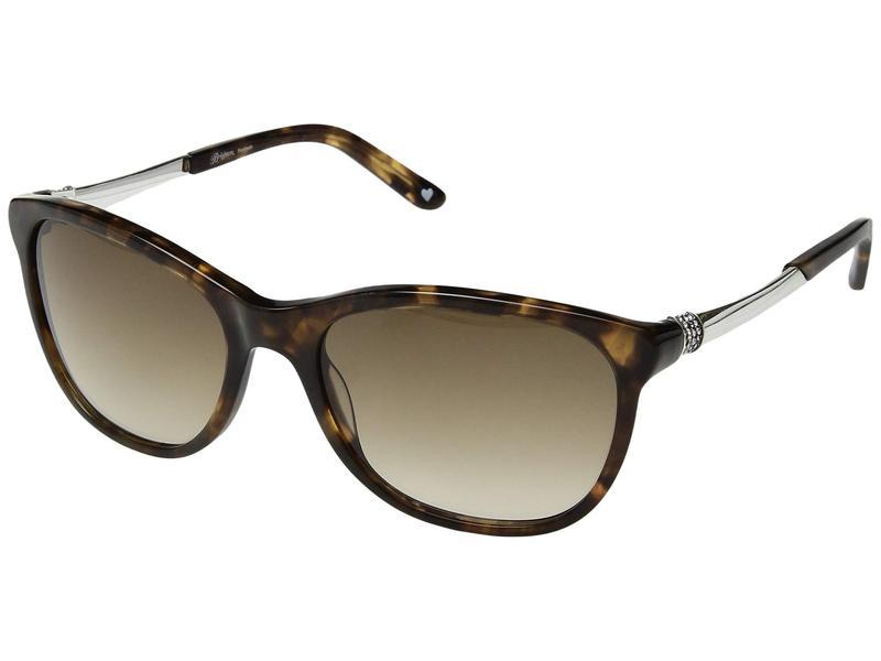 ブライトン レディース サングラス・アイウェア アクセサリー Meridian Sunglasses Tortoise