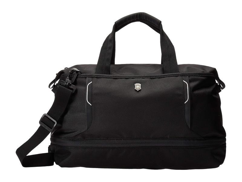 ビクトリノックス メンズ ボストンバッグ バッグ Werks Traveler 6.0 Weekender Black