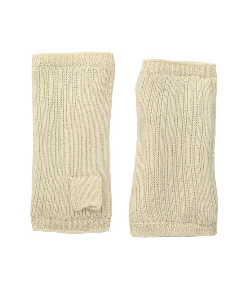 ハットアタック レディース 手袋 アクセサリー Rib Knit Cozy Arm Warmer Oat