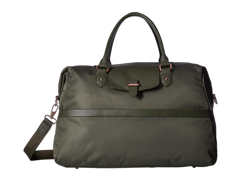 リパルトパリ レディース ボストンバッグ バッグ Plume Avenue Duffel Bag Olive Green