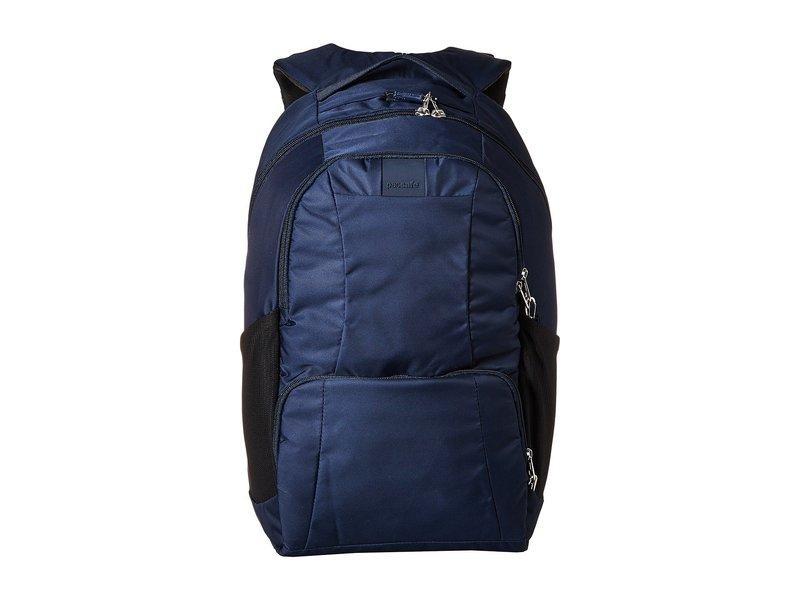 パックセーフ メンズ バックパック・リュックサック バッグ Metrosafe LS450 Anti-Theft 25L Backpack Deep Navy