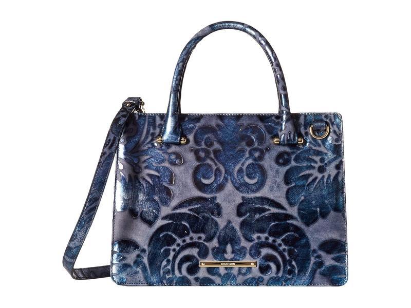 ブランミン レディース ハンドバッグ バッグ Small Camille Blue
