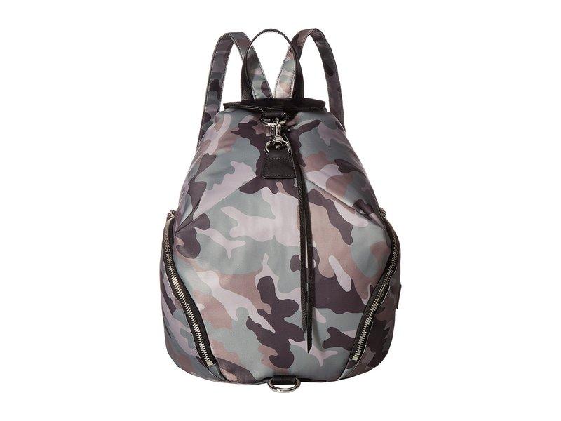 レベッカミンコフ レディース バックパック・リュックサック バッグ Julian Nylon Backpack Camo Print