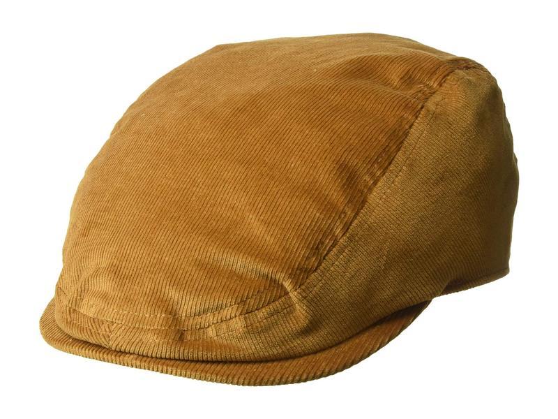 カンゴール メンズ 帽子 アクセサリー Cord Cap Wood