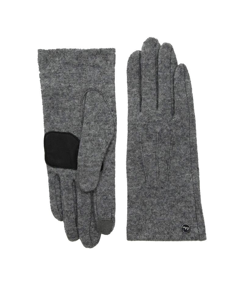 エコーデザイン レディース 手袋 アクセサリー Classic Gloves Heather Grey