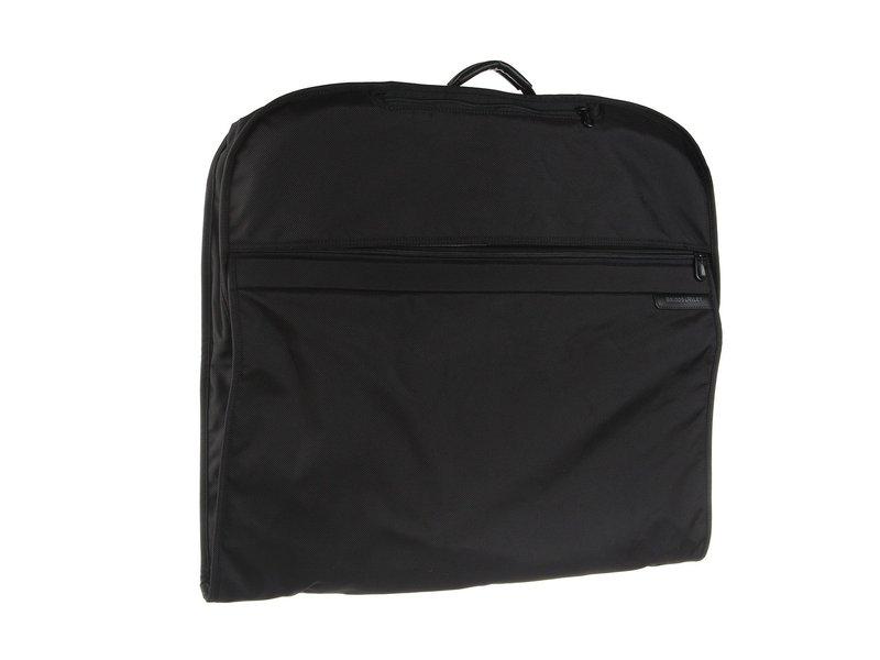 ブリグスアンドライリー メンズ ボストンバッグ バッグ Baseline - Classic Garment Cover Black