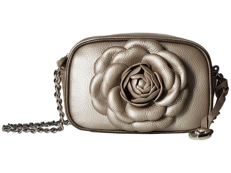 ブライトン レディース ボストンバッグ バッグ Rosie Mini Camera Bag Zinc Pearl