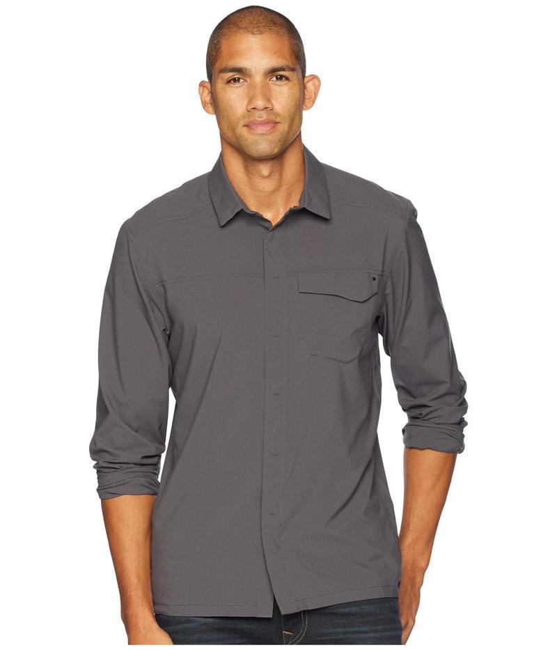 アークテリクス メンズ シャツ トップス Skyline Long Sleeve Shirt Pilot