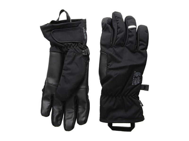 マウンテンハードウェア レディース 手袋 アクセサリー Plasmic GORE-TEX Gloves Black