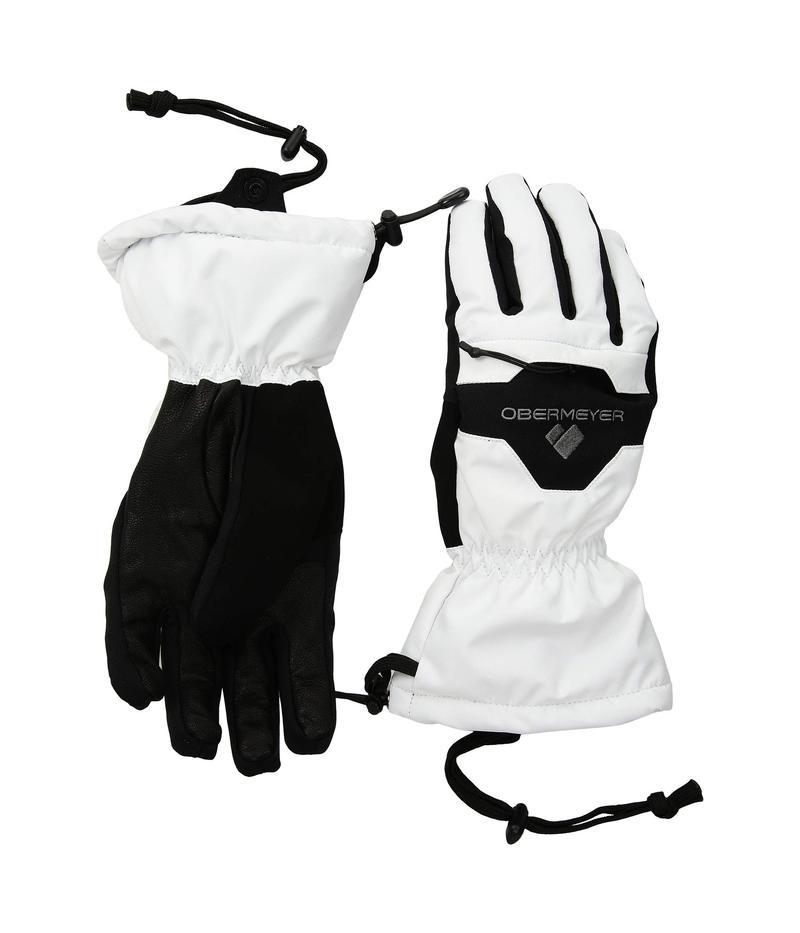 オバマイヤー レディース 手袋 アクセサリー Regulator Gloves White