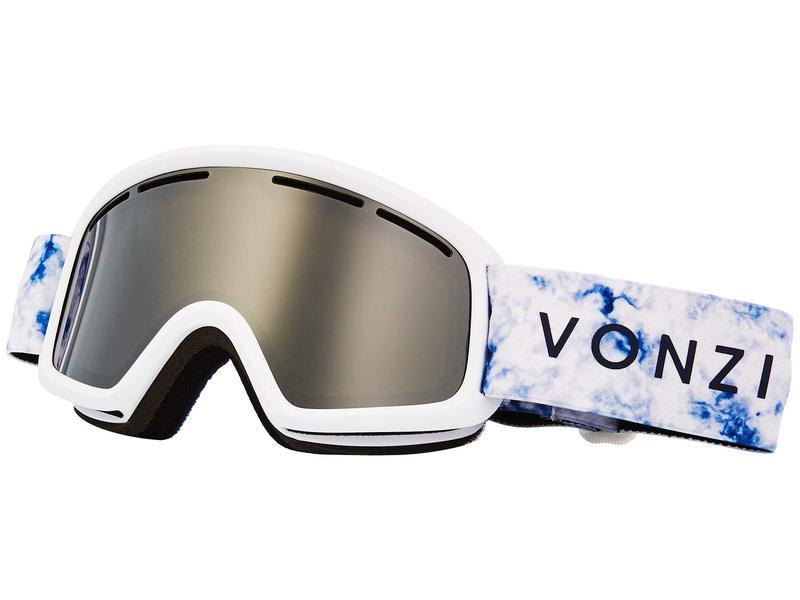 ボンジッパー メンズ サングラス・アイウェア アクセサリー Trike Goggle White Satin/Wild Grey Chrome