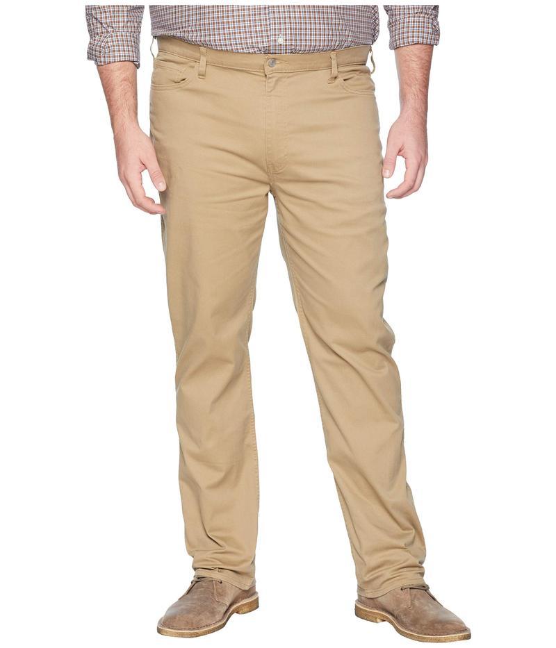 ドッカーズ メンズ カジュアルパンツ ボトムス Big & Tall Classic Fit New Standard Jean Cut New British Khaki