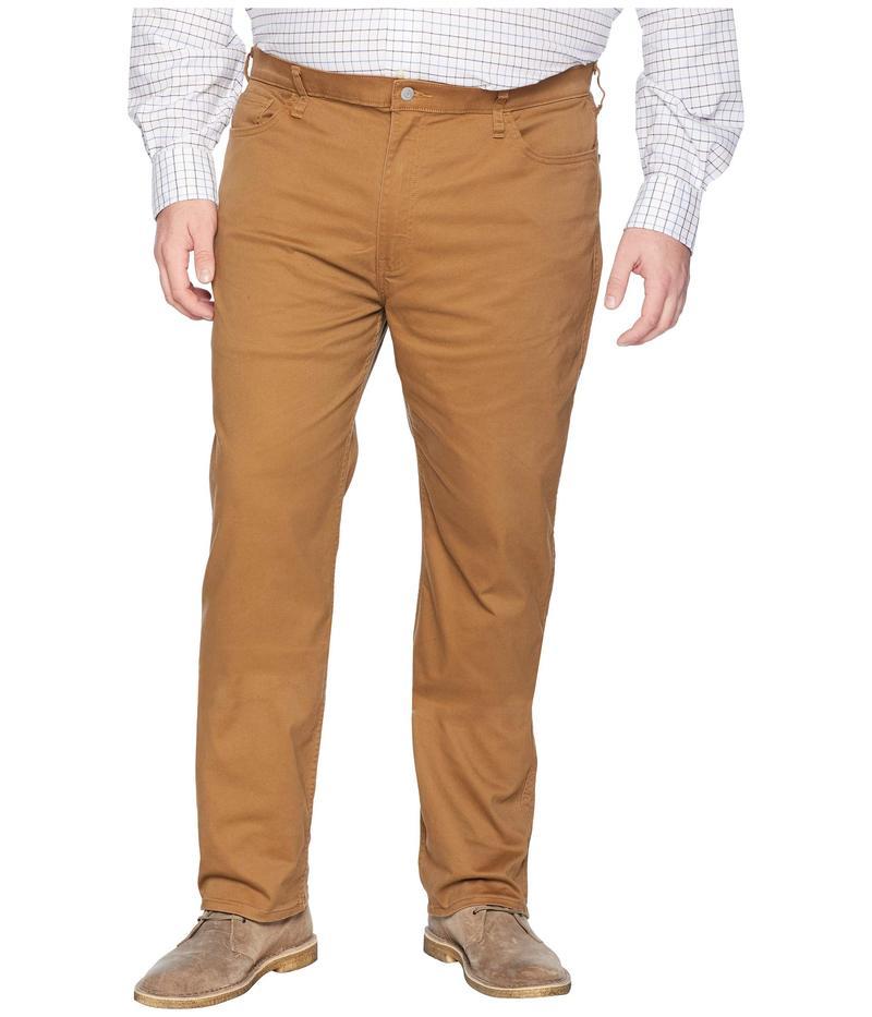 ドッカーズ メンズ カジュアルパンツ ボトムス Big & Tall Classic Fit New Standard Jean Cut Leather