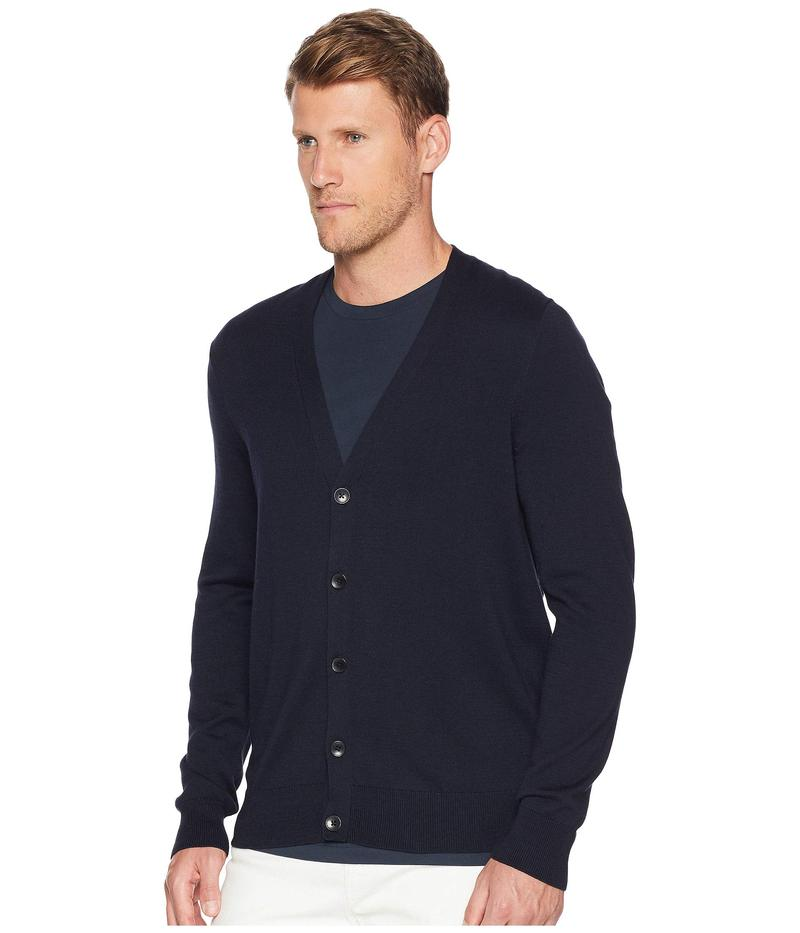 Perry Ellis Mens Jersey Knit Cardigan