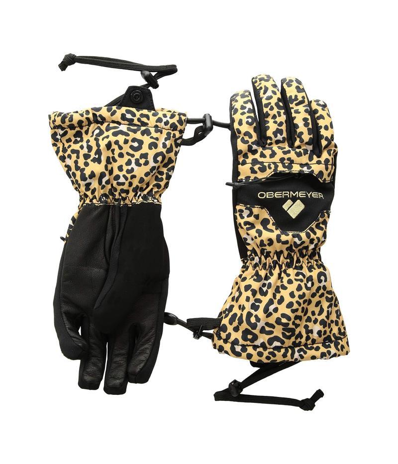 オバマイヤー レディース 手袋 アクセサリー Regulator Gloves Safari Leopard