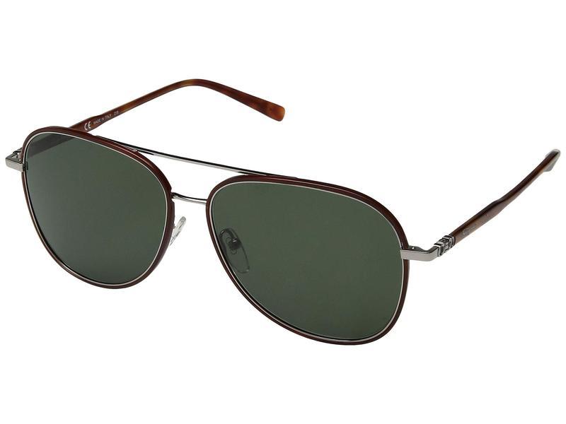 サルヴァトーレ フェラガモ メンズ サングラス・アイウェア アクセサリー SF181SM Tortoise/Solid Green