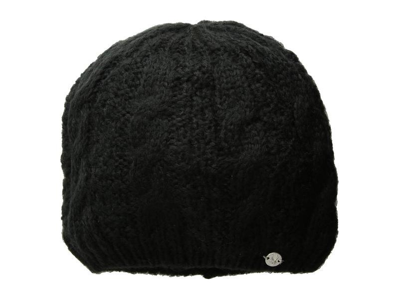 スパイダー レディース 帽子 アクセサリー Temptress Hat Black/Black