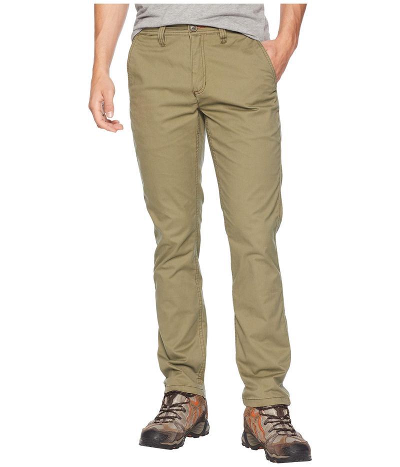 ドード アンドコー メンズ カジュアルパンツ ボトムス Mission Ridge Lean Pants Rustic Olive
